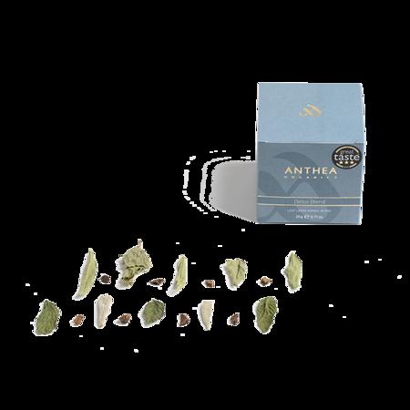 Organic Detox Blend plastic free tea bags