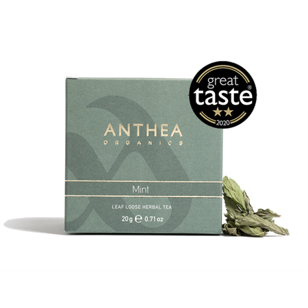Organic Mint Tea Loose Leaf