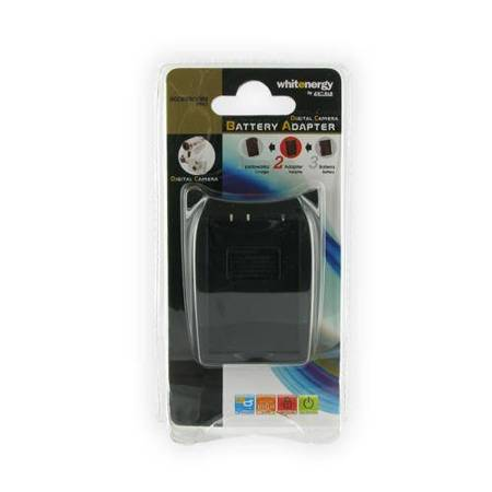 Whitenergy Adapter do ładowarki foto Sony 77H