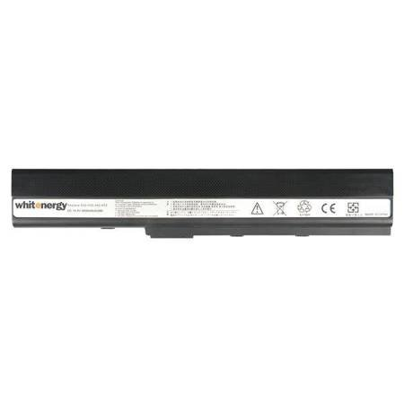 Whitenergy Bateria Asus A31-K52 14.4V 4400mAh czarna