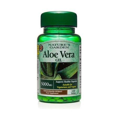 Żel Aloesowy 5000 mg 100 Tabletek
