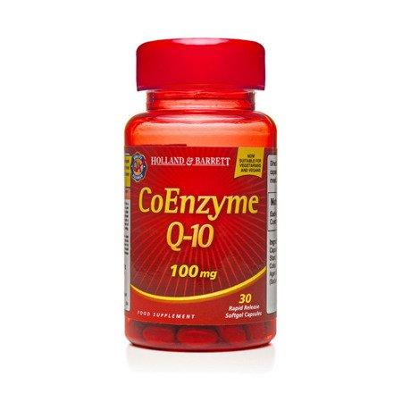 Zestaw Suplementów 2+1 (Gratis) Koenzym Q10 100 mg 30 Kapsułek