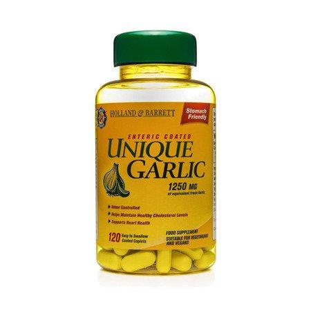 Zestaw Suplementów 2+1 (Gratis) Wyjątkowy Czosnek 1250 mg 120 Tabletek